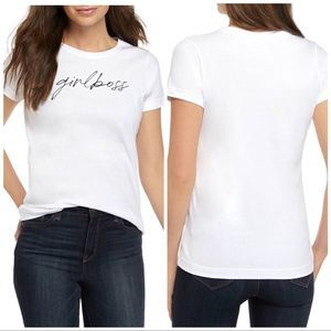 """The Limited """"Girl Boss"""" T-Shirt"""